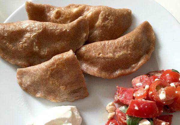 Pierogi Ruskie - Poolse dumplings - Karlijnskitchen.com