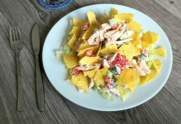 Taco salade - Karlijnskitchen.com