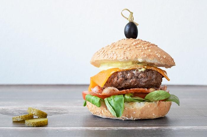 Bacon cheeseburger - karlijnskitchen.com