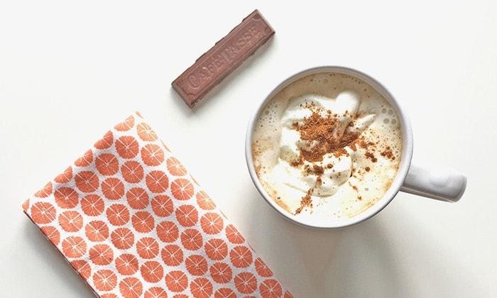 Pumpkin Spice Latte - Karlijnskitchen.com