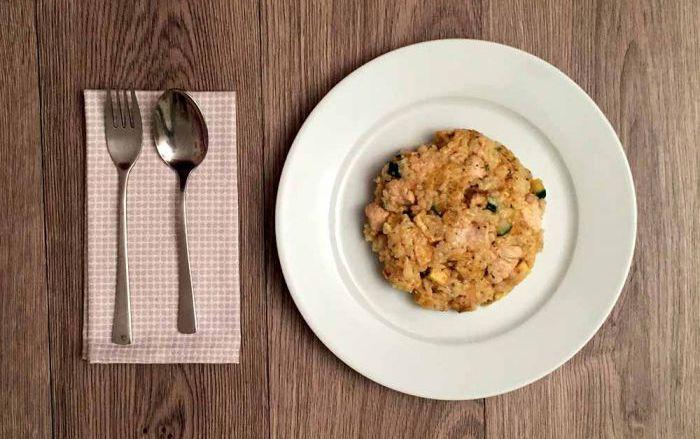 Risotto met zoete aardappel - Karlijnskitchen.com