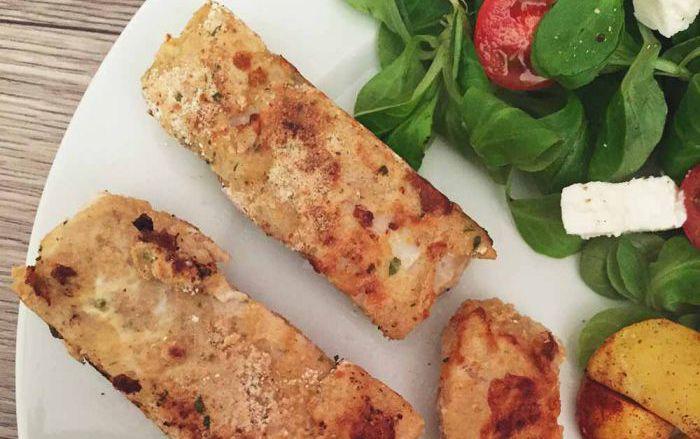 glutenvrije Vissticks - Karlijnskitchen.com