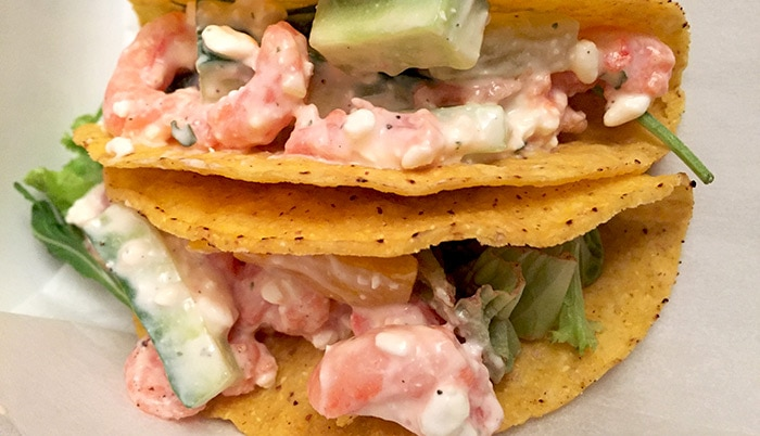 Shrimp taco's - Karlijnskitchen.com