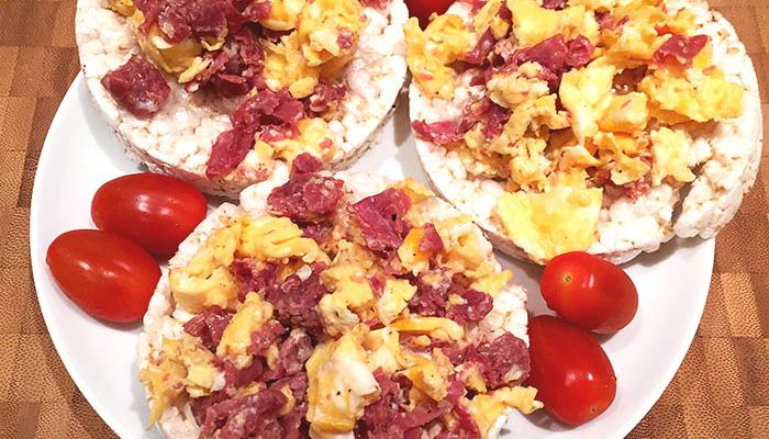 My week in food 2 roerei - Karlijnskitchen.com