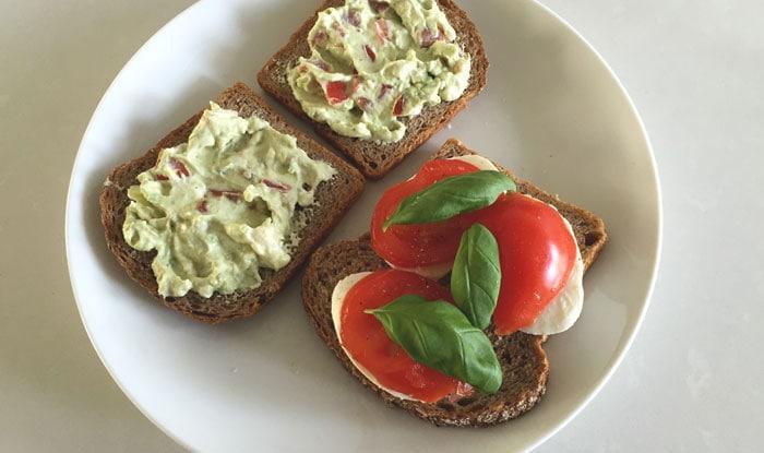 Low FODMAP avocado-dip - Karlijnskitchen.com