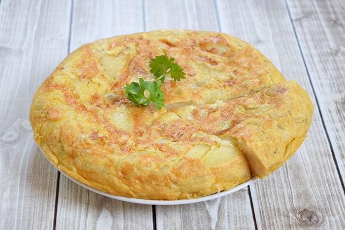 Bijgerecht met aardappel - Karlijnskitchen.com