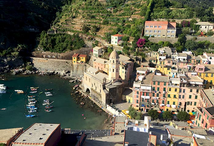 Eating low FODMAP and gluten-free in Italy - Cinque Terre - Karlijnskitchen.com