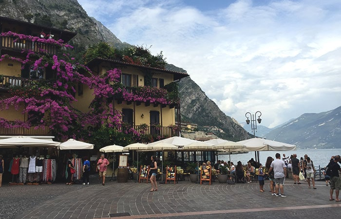 Eating low FODMAP and gluten-free in Italy - Lake Garda - Karlijnskitchen.com