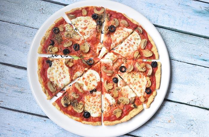 pizza hawaii recept