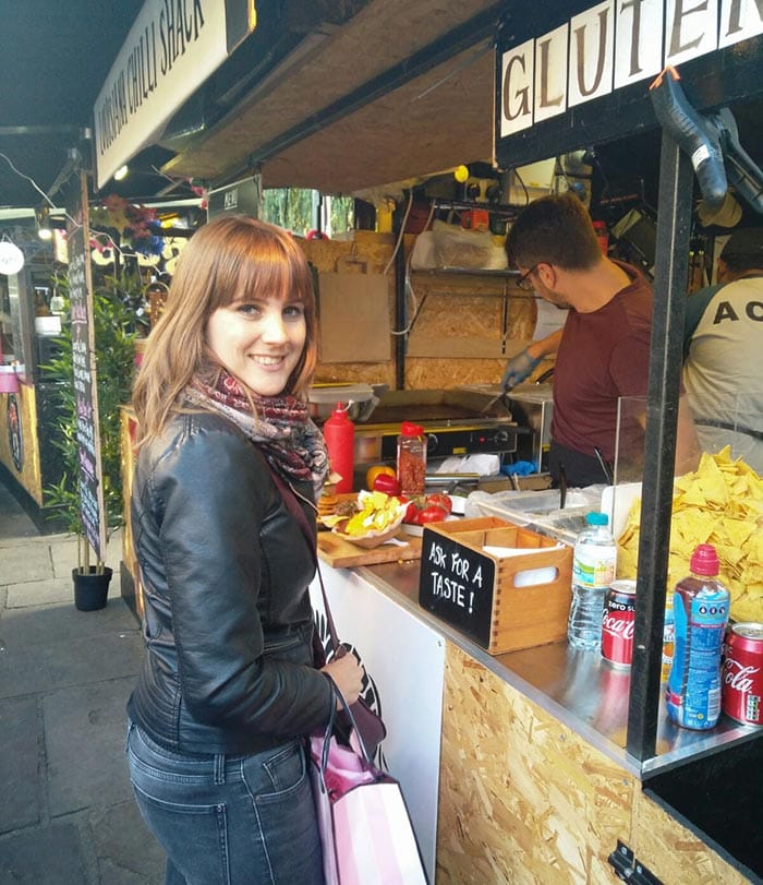 eating low FODMAP and gluten-free in london - Karlijnskitchen.com
