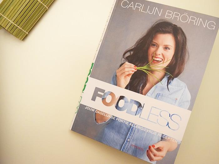 Foodless Carlijn Bröring review - karlijnskitchen.com