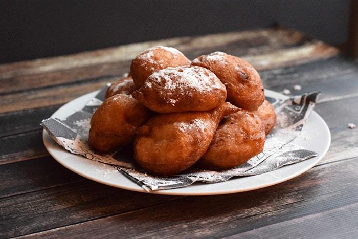 Gluten Free Dutch Doughnuts Oliebollen Karlijn S Kitchen