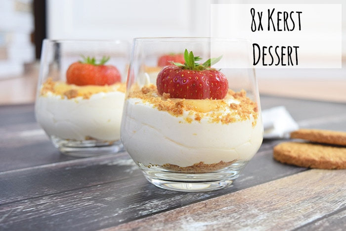 8x een low FODMAP kerst dessert - karlijnskitchen.com
