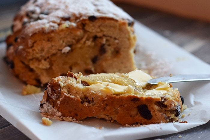 gluten-free Dutch Christmas bread - karlijnskitchen.com