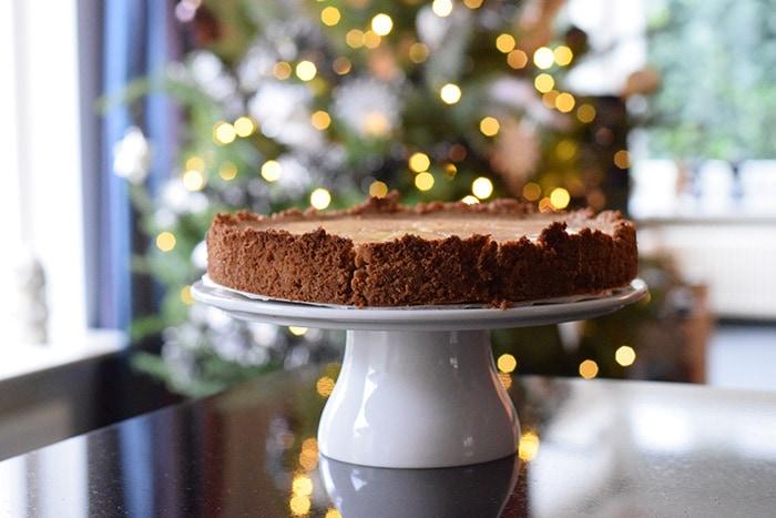 low fodmap pompoen cheesecake - karlijnskitchen.com