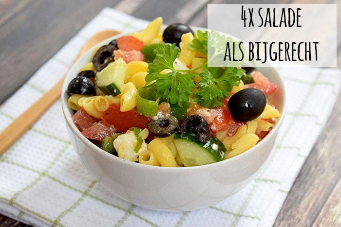 salade als bijgerecht - karlijnskitchen.com
