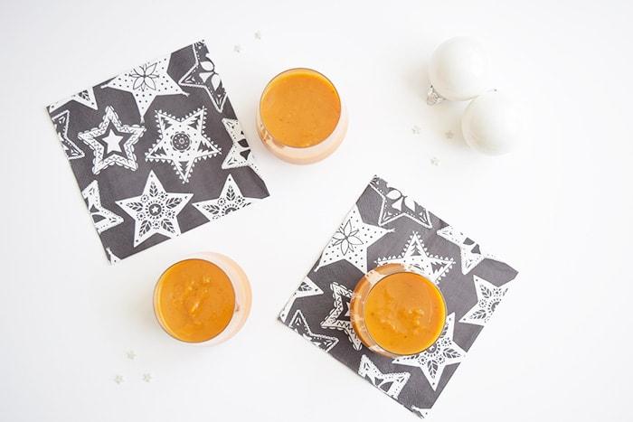 pumpkin sweet potato soup - karlijnskitchen.com