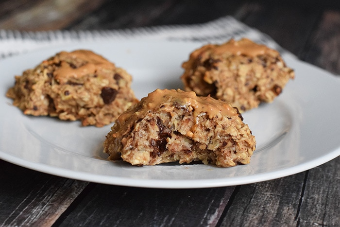 banaan havermout koekjes - karlijnskitchen.com
