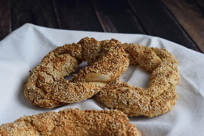 glutenvrije simit - karlijnskitchen.com