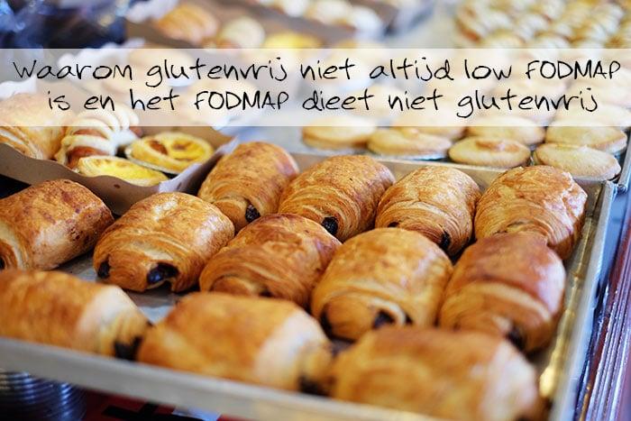 waarom glutenvrij niet altijd low FODMAP is - karlijnskitchen.com