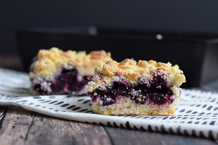 blueberry crumble bars - karlijnskitchen.com