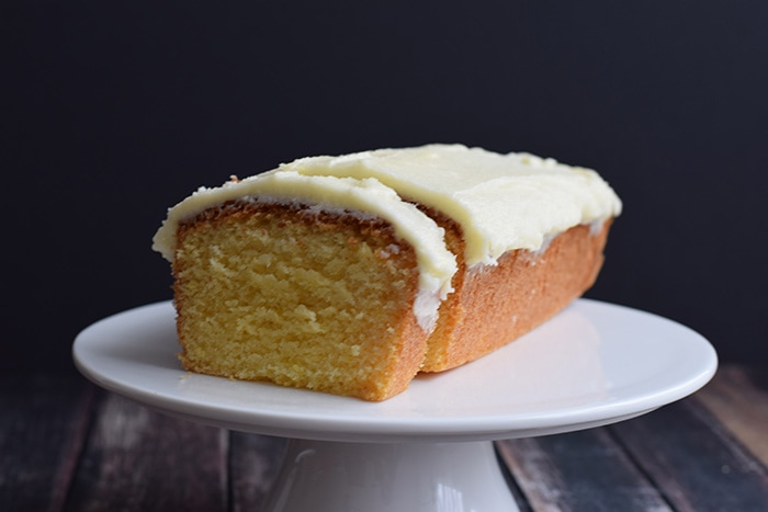Low Sugar Cake Icing Recipes: Low FODMAP Lemon Cake With Frosting (gluten-free, With