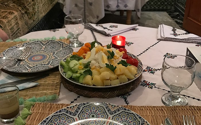 low fodmap eten in marokko - karlijnskitchen.com