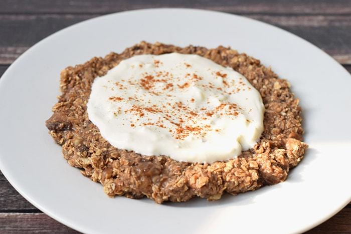 chai overnight breakfast cookie - karlijnskitchen.com