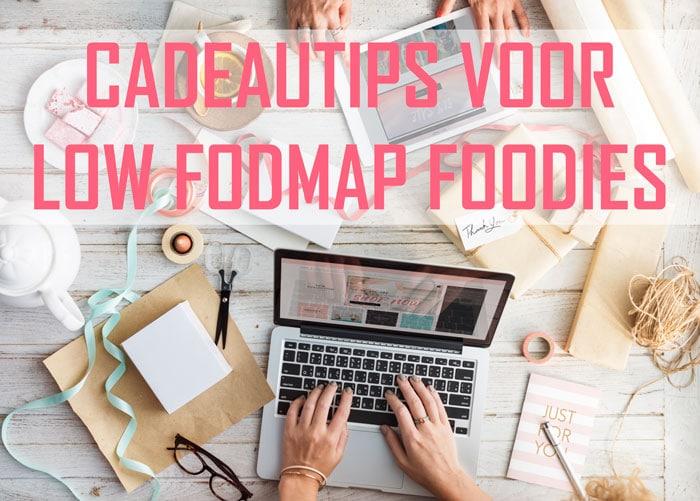 cadeautips voor low FODMAP foodies - karlijnskitchen.com