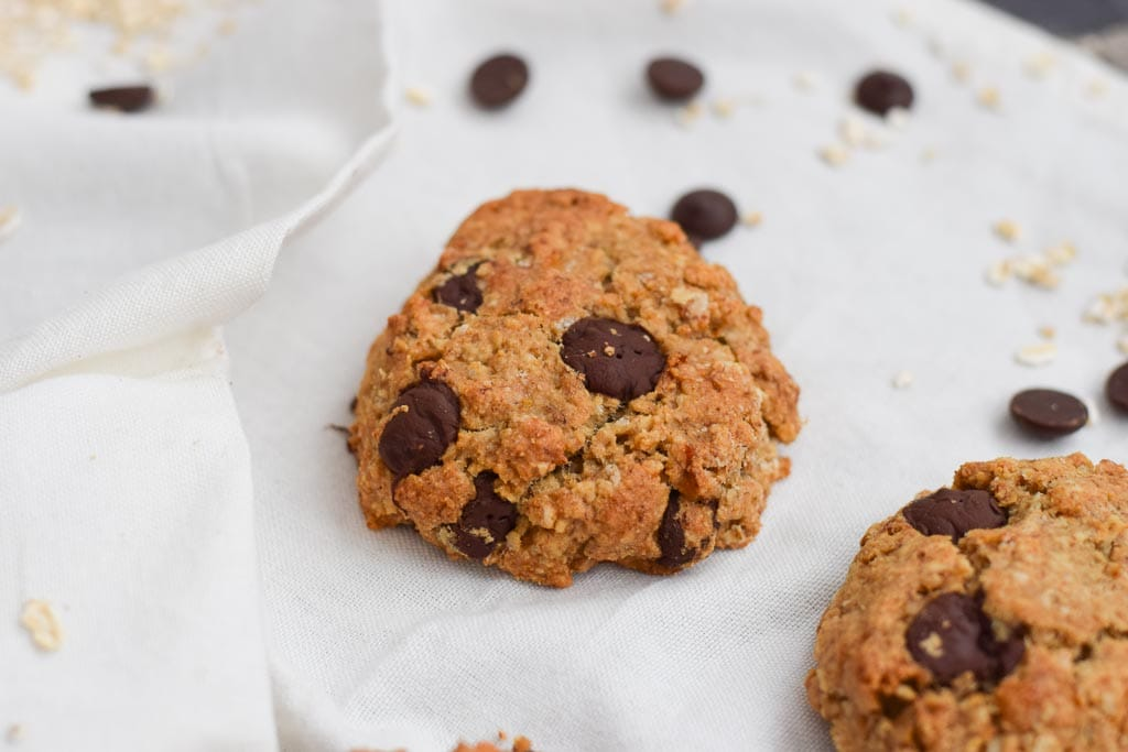 low FODMAP oatmeal cookies - karlijnskitchen.com